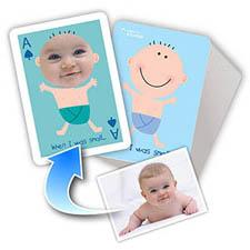 宝宝主题 个性扑克牌