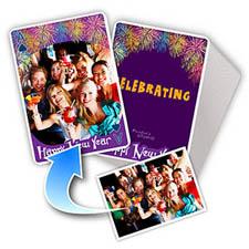 新年主题 个性照片扑克牌