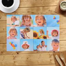 定制12图拼贴餐垫