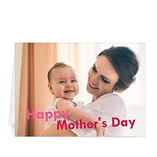 母亲节快乐 个性贺卡