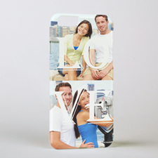 Love Collage Personalized Photo iPhone 6 Case