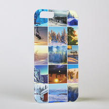 Fifteen Collage Personalized Photo iPhone 6 Case