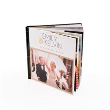 个性定制 8 x 8 高清硬皮封面照片书