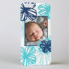 Blooming Personalized iPhone 6+ Mobile Case