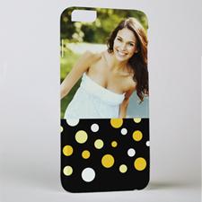 Shinning Dot Personalized Photo iPhone 6+ Phone Case