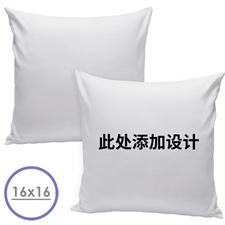 正面定制抱枕16