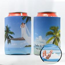 定制婚礼饮料罐套