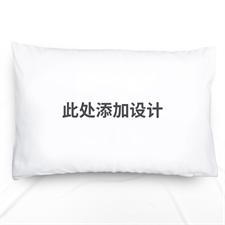 定制单面全彩印刷枕头