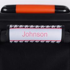 定制黑色行李箱手把套