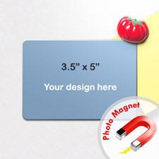 3.5x5英寸个性磁贴/冰箱贴(8张起订)