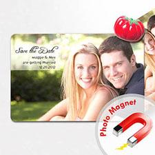 3.5x5英寸个性磁贴/冰箱贴 婚礼主题(8张起订)