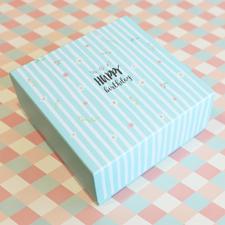 天地盒礼品盒 195mmx195mmx90mm