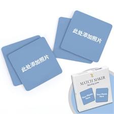 定制照片记忆卡游戏