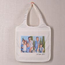 个性环保购物袋 2图和文字定制