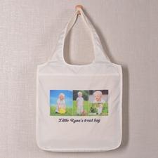 个性环保购物袋 4图和文字定制