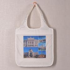 个性环保购物袋 5图和文字定制
