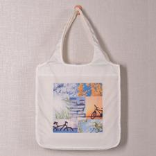 个性环保购物袋 7图和文字定制