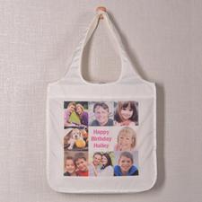 个性环保购物袋 8图和文字定制