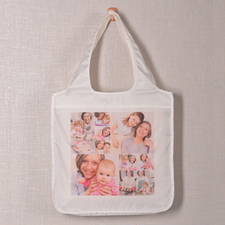 个性环保购物袋 9图和文字定制