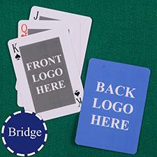 双面定制  个性扑克牌(桥牌尺寸)