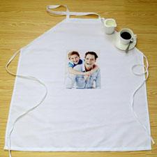 个性DIY围裙-单图定制照片和文字(成人款)