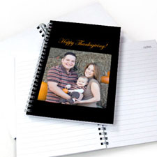 方形照片黑色背景 笔记本