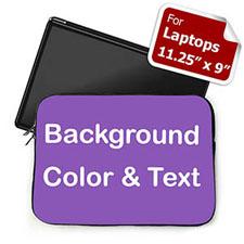 个性笔记本内胆包 小号 紫色背景