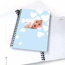 可爱男宝宝 笔记本