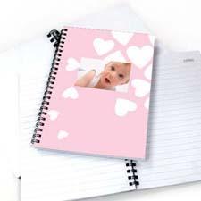可爱女宝宝 笔记本