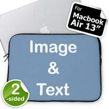 个性MacBook Air内胆包 13寸(双面定制)