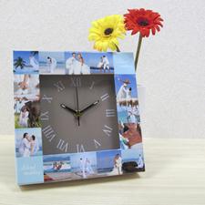 个性定制 照片拼贴时钟