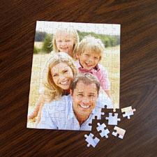 10×8英寸个性拼图  创意儿童节礼物照片拼图(竖式)