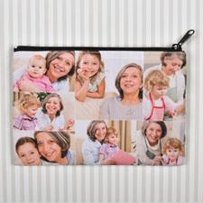 个性DIY化妆包–7图双面订制相同照片和文字
