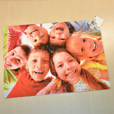 18x24英寸个性拼图 定制照片拼图 照片和文字 70块 (横式)