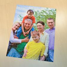 18x24英寸个性拼图 定制照片和文字 500块 (竖式)