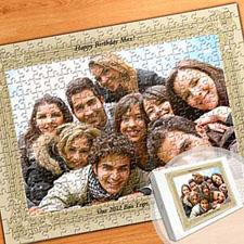 古典情调 16×12英寸照片拼图