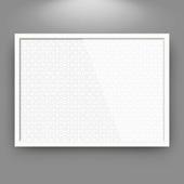 拼图相框20X28英寸 白色