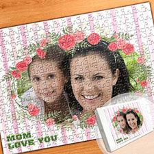 鲜花主题 16×12英寸照片拼盘拼图