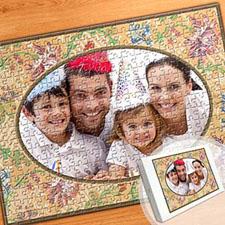 华丽色彩主题 16×12英寸照片拼图