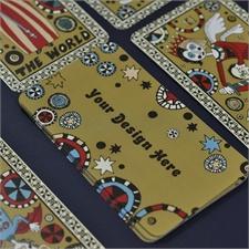 定制塔罗牌尺寸扑克牌(空白卡)