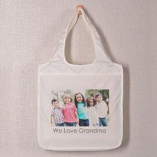 个性化环保购物袋 定制图片和文字