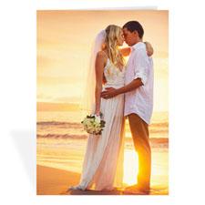 婚礼卡 个性贺卡(竖式)