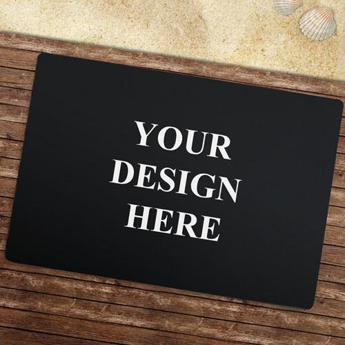全彩打印个性化门垫