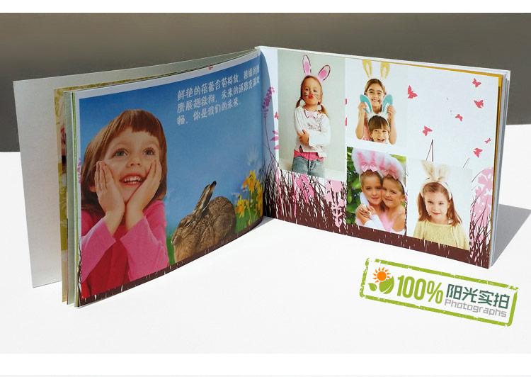 定制多种尺寸照片书,纪念册