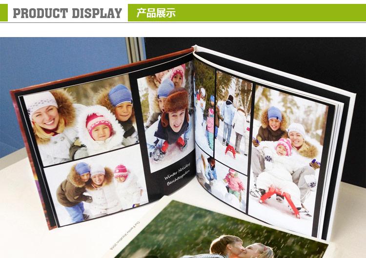 家庭相册照片书图片