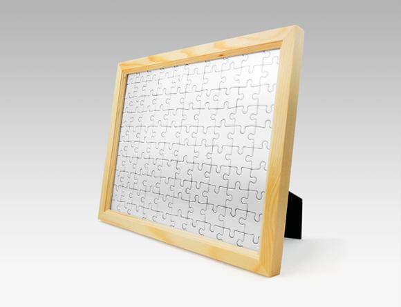 立式原木色相框(横竖通用)